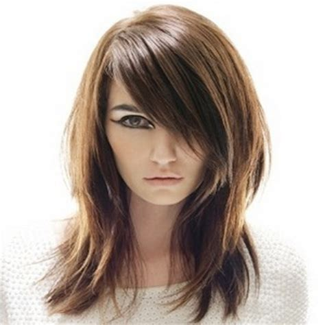 few long layers on thick hair layered haircuts for long thick hair