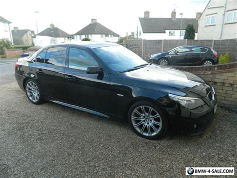 bmw m series for sale 2007 m5 m series 520 for sale in united kingdom