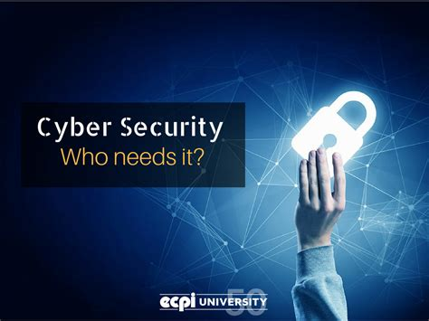 Mba With Cyber Security Concentration by Who Needs Cyber Security