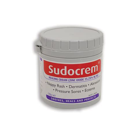 Sudocrem Baby 125g sudocrem health7 nz pharmacy