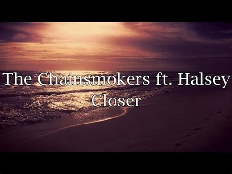 download mp3 closer song ดาวน โหลด mp4 mp3 the chainsmokers ft halsey closer