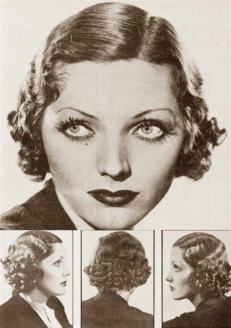 1930s Hairstyles For Hair by 200 Best Images About Curls And Rollers On 40s