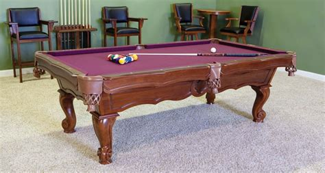 Pool Table L by C L Bailey Sorbonne Pool Table