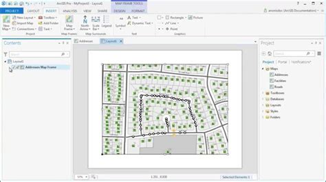 layout templates arcgis arcgis pro add a layout youtube