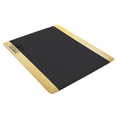 Plate Floor Mats by Desco 40979 Statfree Dpl Plus Plate Floor Mat