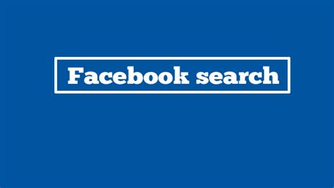 Faebook Search What If Launched A Search Engine