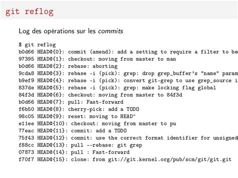 git tutorial reflog tutorial git