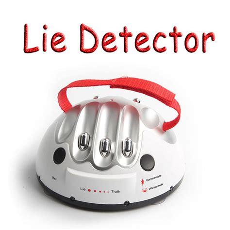 Polygraph Shocking Liar Micro Electric Shock Lie Detector G T19 2 shocking liar micro electric lie detector test jzus2 ebay
