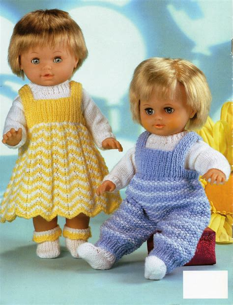 downloadable baby doll knitting patterns baby dolls knitting patterns baby dolls dress dungarees