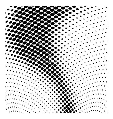 ai dot pattern 12 vector circle halftone dots images free vector