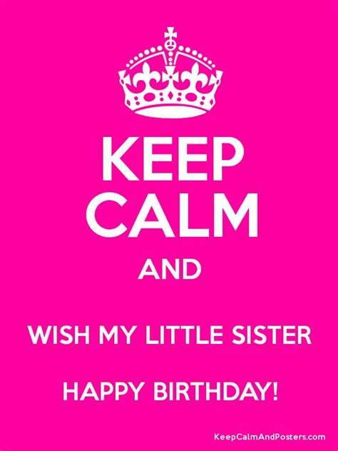 Big Birthday Quotes 25 Best Ideas About Happy Birthday Little Sister On