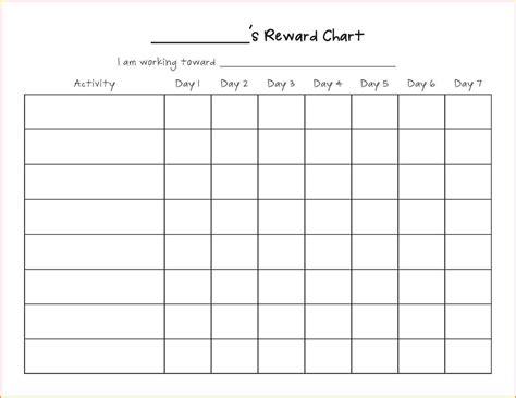 6 blank chart template wedding spreadsheet