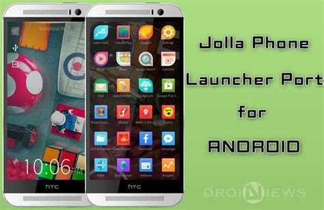 jolla launcher apk enjoy jolla phone launcher sailfish os port on your android device