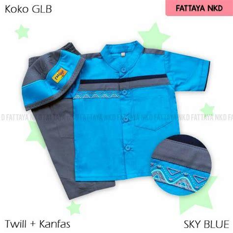 Baju Koko Fattaya Jual Setelan Baju Koko Anak Murah Branded Fattaya Baju