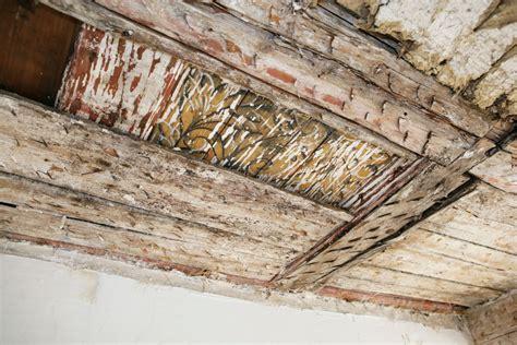 Alte Holzdecke Sanieren by Holzdecke Sanieren Anzahl Bzw Abstand Der Druckhlzer Im