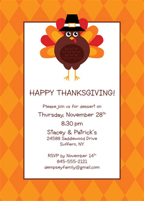 Thanksgiving Potluck Invitations Happy Easter Thanksgiving 2018 Thanksgiving Potluck Invitation Template Free Printable