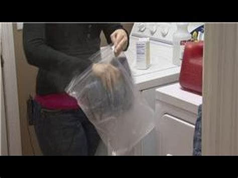 housecleaning tips how to get gasoline out of clothing youtube