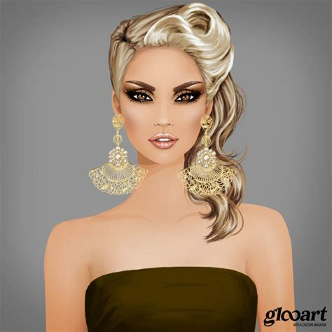 unlock covet fashion hairstyle covet fashion covet dreamin softening the look