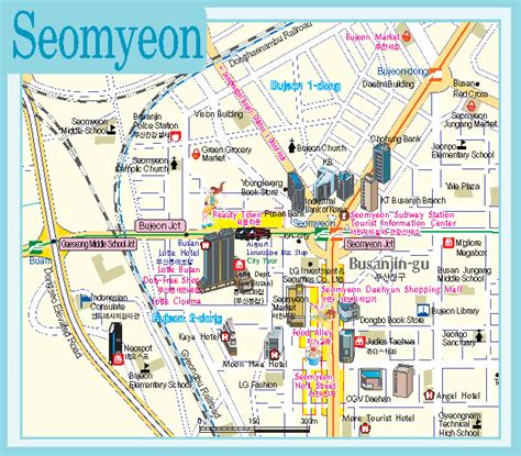 busan city map interpacific recruiting incorporated maps
