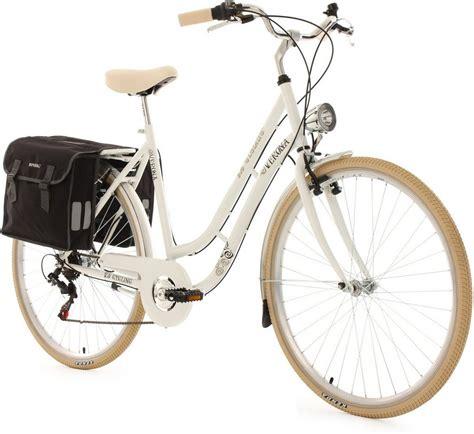 Ks Verona ks cycling damen cityrad 28 zoll wei 223 6 shimano
