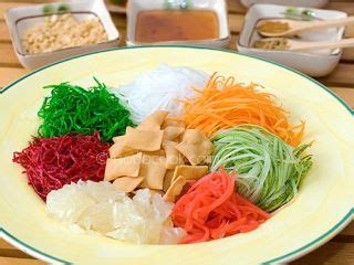 yee sang new year recipes teachers network happy lunar new year of