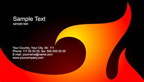 Free Visiting Card Templates For Coreldraw by Coreldraw Softare Business Cards Templates Abstract