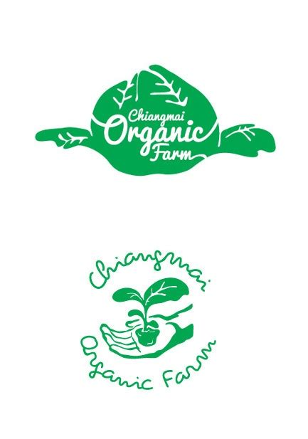 font design organic like the thought of the hand in the logo however don t