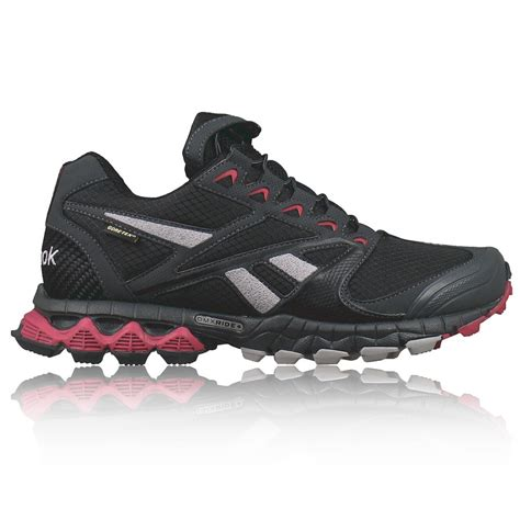 reebok waterproof running shoes reebok premier reetrek tex waterproof trail
