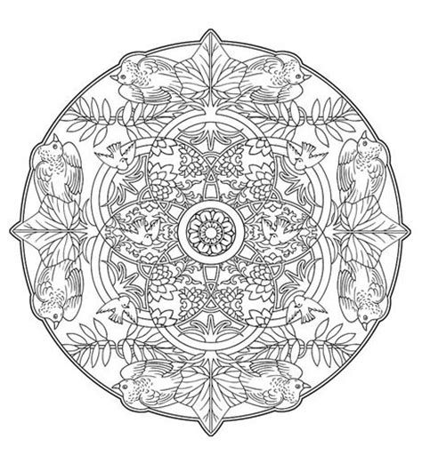 nature mandala coloring books 1000 images about mandalas on coloring