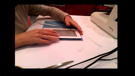como hacer una vaguita en foy manualidades como hacer una funda para ebook o tablet
