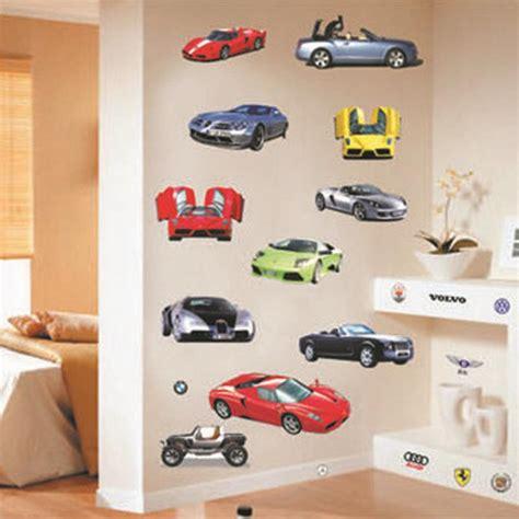 Walpaper Walsticker Dinding 10 M 50 Cm 100 90 cm car wall sticker for rooms children wall decal mural wallpaper home