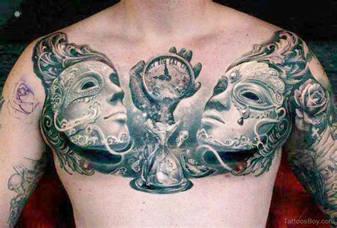 masquerade mask tattoo designs mask tattoos designs pictures page 14