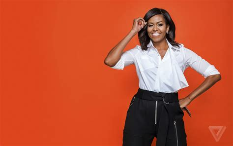 where are the obamas now michelle obama is absolutely stunning for the verge magazine