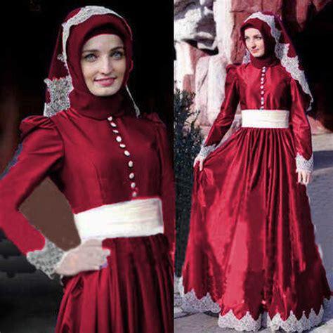 Dress Anak Merah Variasi Gold Bagian Pinggan Bawah 2 7 Rsby 3760 busana satin melisa rdb 135