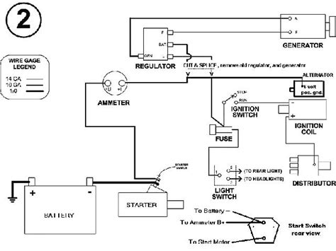 farmall m 12 volt wiring diagram 32 wiring diagram
