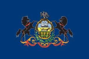 of pennsylvania colors pennsylvania flag