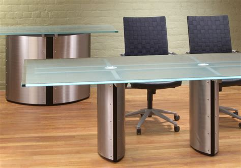 Frosted Glass Conference Table Frosted Glass Boardroom Table Glass Top Boardroom Tables Stoneline Designs