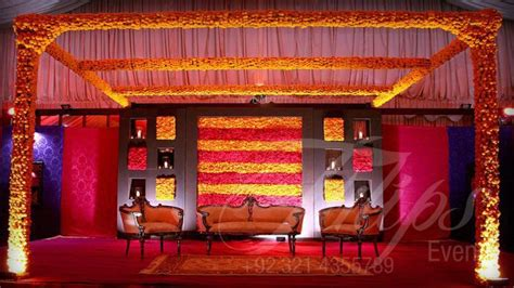 Wedding Organizer Lahore by Best Wedding Stage Decoration Services Provider In Lahore
