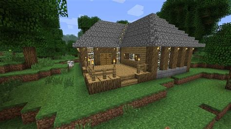 survival house mincraft houses humor