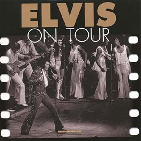 The Standing Room by Elvis Unforgettable Elvis Elvis On Tour The