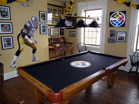 steelers room