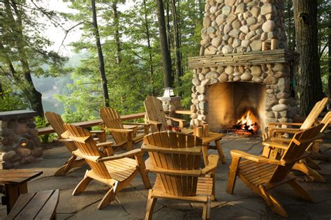 outdoor living areas with fireplaces outdoor living space