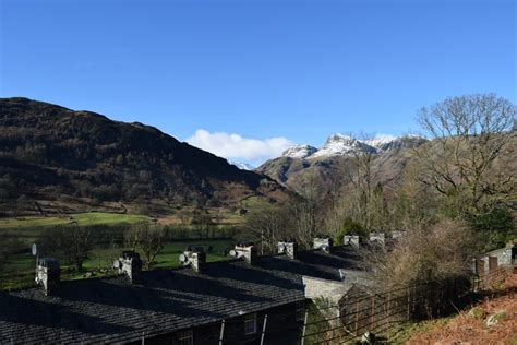 Wheelwrights Cottages Lake District by A Cosy Cottage In Chapel Stile The Of The Lake