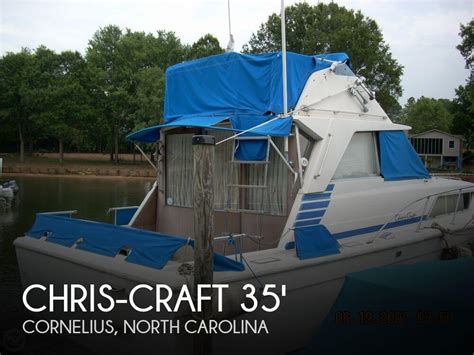 chris craft boats for sale north carolina for sale used 1973 chris craft 33 catalina in cornelius