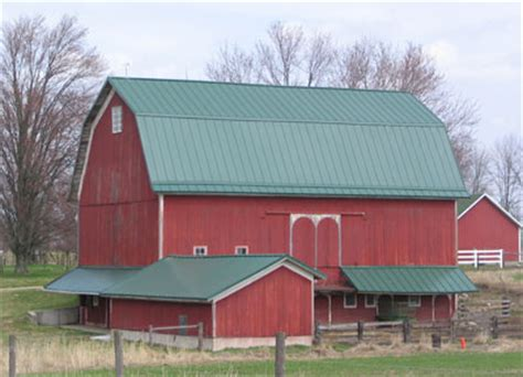 barn roofs commercial metal roofing south bend elkhart goshen metal