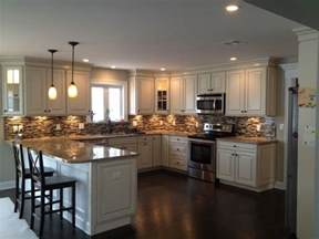 U Shaped Kitchen Layout With Island 20 Nice U Shaped Kitchen Design Ideas Photos Epic Home