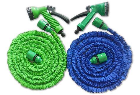 Selang Xhose 25ft Magic Hose 25ft 75mt x hose expandable hose xhose 100ft free x hose 7 ways water gun 11street malaysia