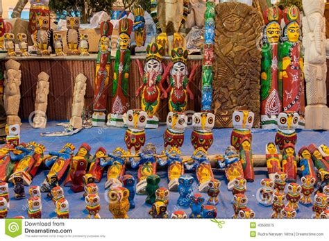 design art kolkata art work indian handicrafts fair at kolkata editorial