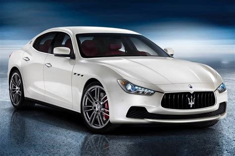 maserati coupe 2014 used 2014 maserati ghibli for sale pricing features