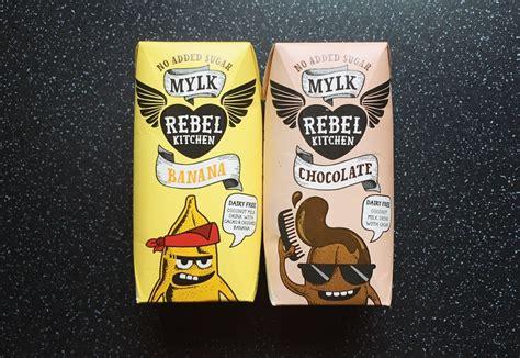 Rebel Kitchen Whole Mylk by Rebel Kitchen Mylks Chocolate Banana Nibbles N Scribbles